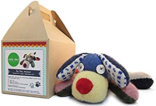Cate & Levi - Stuffed Animal Making Kit - Unique Child Gift - Machine Washable (Dog)