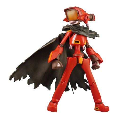 Sentinel FLCL: Canti Red Riobone Action Figure