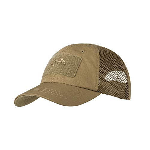 Helikon Herren Tex Baseball Vent Cap-Polycotton Ripstop-Coyote, Einheitsgröße