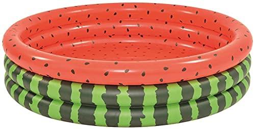 YAOJIA Piscina Hinchable Jacuzzi Piscinas Inflables para Niños |Inflatables De La Familia Redonda Juguetes Al Aire Libre Juguetes para Niños para Niños PVC Bañera Easy Portable Regalo