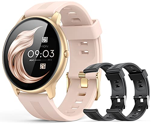 AGPTEK Smart Watch for Women with Replacement Bands