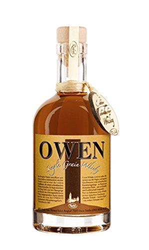 Schwäbischer Single Grain Whisky aus Owen - 0,35l