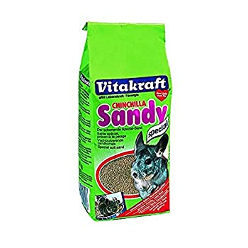 Vitakraft - 15010 - Sable Chinchillas Sandy - 1 kg