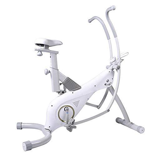 MGIZLJJ Interni Cyclette - Regolabile Silenzioso Magnetic Bike Fitness - può Essere utilizzato for Pieno Esercizio Corpo - Esercizio di Riciclaggio della Bici for Il Ministero degli Gym