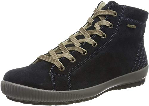 Legero Damen Tanaro Gore-Tex', High-Top Sneaker, Blau (Pacific (Blau) 80), 42 EU (8 UK)