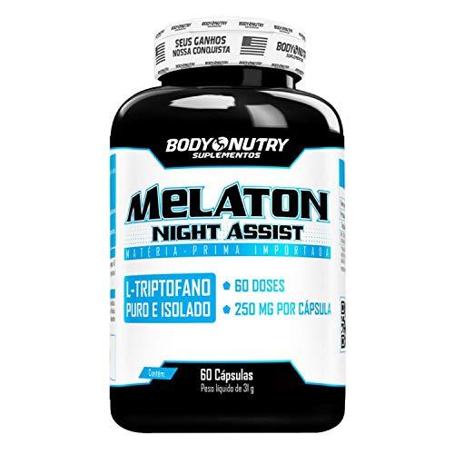 Melaton Night Assist - 60 Cápsulas - Body Nutry, Body Nutry