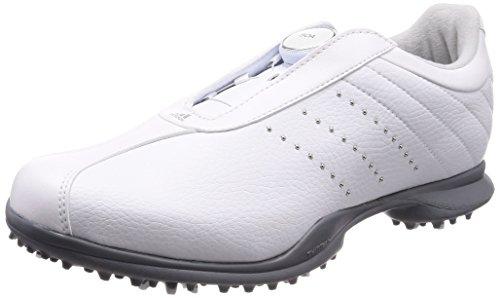 adidas レディース アディダス ゴルフシューズ ドライバー ボア 2.0 WI973 日本仕様 B079Z467DL 1枚目