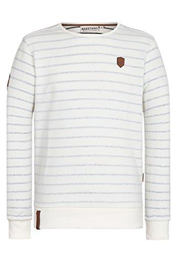 Naketano Herren Sweater Muschi Maritim Sweater