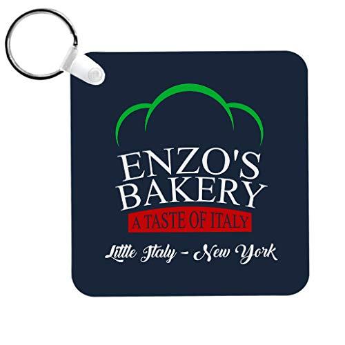 Enzos Bakery Little Italy The Godfather Keyring