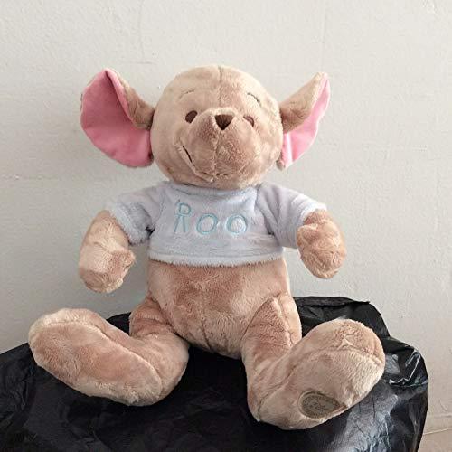 SHANGZHIQIN Peluche Canguro Original, muñeca de Peluche Suave, Regalo de cumpleaños para niños para niños 40cm