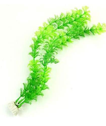 Vollter Ornament Dekoration Kunstgrün, Gras für Aquarium Aquarium-Deko