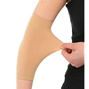 xiangshang shangmao Skin Forearm Tattoo Cover Up Compression Sleeves Band Concealer Support