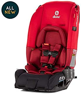 Diono Radian 3RX All-in-One Convertible Car Seat, Red