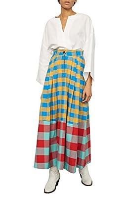 Mara Hoffman Women's Tulay High Waisted Ankle Skirt
