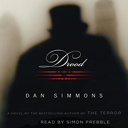 Drood Audiobook By Dan Simmons cover art