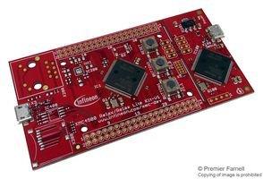 Best Price Square EVAL Board, XMC4500 Cortex-M4 MCU KIT_XMC45_Relax_LITE_V1 by INFINEON