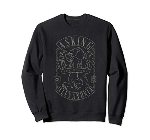 Asking Alexandria The Finest Sweatshirt