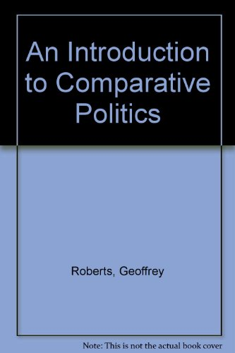 An Introduction to Comparative Politics