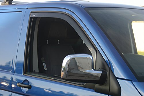 Windabweiser/Regenschutz für VW Transporter T6 ab BJ 2015, für den Inneneinbau (24024)