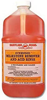 stearns packaging corporation st0011-db-am10 Sterosol, Gallon, Milkstone Remover & Acid Rinse