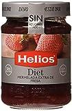 HELIOS Diet mermelada extra de fresa frasco 280 gr