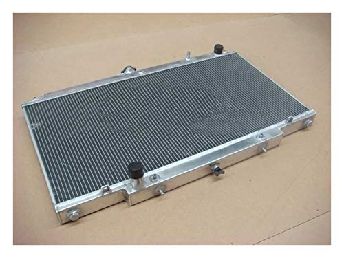 WHWEI Aluminio radiador for Nissan Patrol Safari GU GR V Carro Y61 RD28 ZD30CR 2,8/3,0/4.2L Turbo Diesel TD 4x4 D DTI AT/MT