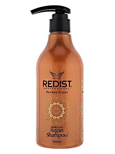 Redist Moroccan - Champú de aceite de argán (500 ml)