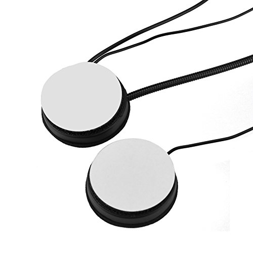 Stable Helmet Earphone, Polymer Battery with Plastic 2.4026GHz-2.480GHz Prompt for Bluetooth for Cell Phone