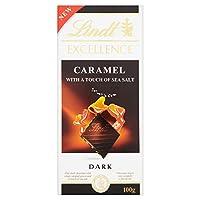 チョコレート リンツ (Lindt) タブレットチョコレート エクセレンス キャラメルシーソルト