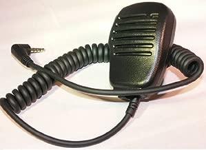 Yaesu Original MH-34B4B Speaker Microphone w/Swivel Clip & 3.5 mm Earpiece Audio Jack