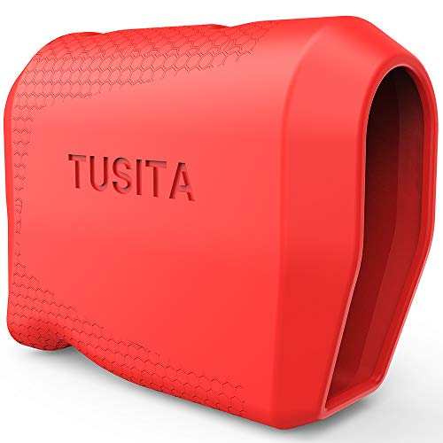 TUSITA Case for Precision Pro Golf NX7 Pro Slope - Silicone Protective Cover - Laser Golf Range Finder Accessories
