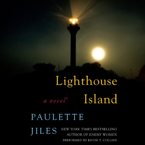 Lighthouse Island audiobook cover art