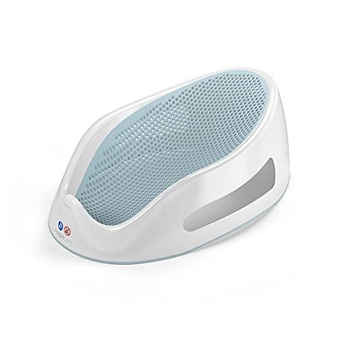 Angelcare - Supporto Soft Touch per il bagnetto, Blu (Aqua)