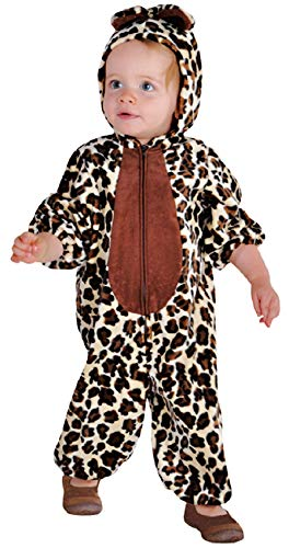 M212024-86 - Disfraz infantil de pantera y leopardo (talla 86)