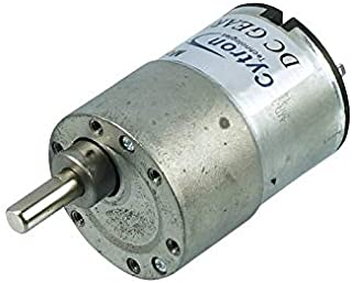 6V 225RPM 0.35kgfcm Brushed DC Geared Motor Reduction Geared