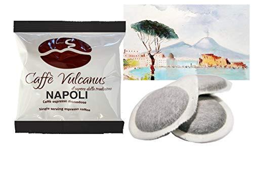 Caffè Vulcanus - 150 cialde ESE 44 - Miscela Napoli