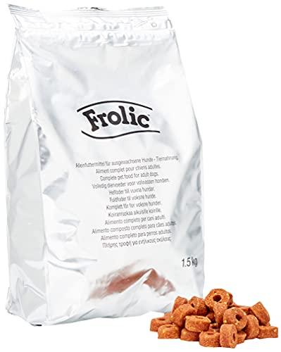 Frolic Complete Nourriture pour chien Bœuf carottes et céréales, 5er Pack (5 x 1,5 kg)