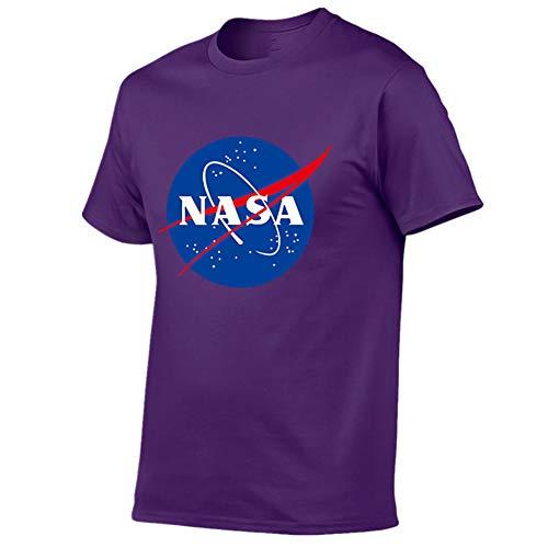 Preisvergleich Produktbild T-Shirt Herren Schwarz mit Aufdruck,  Paar Tragen Kurzärmliges Logo T-Shirt,  Weiche und Hochwertige Baumwolle,  Komfortables für Sport oder Freizeit,  2er Packung, K1