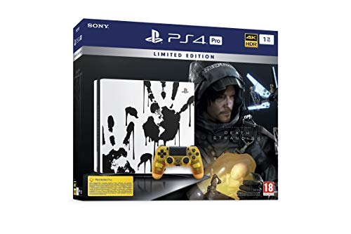 PS4 Pro 1 To G Death Stranding - Edition Spéciale