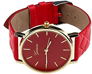 Geneva Casual Watch For Women Analog Leather - A2021