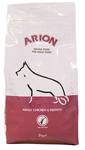 Arion Grainfree Chicken und Potato, 12kg, 1er Pack (1 x 12 kg)