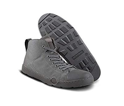 Altama OTB Maritime Assault Fin Friendly Mid Cut Operators Boots - Grey, Size 9R