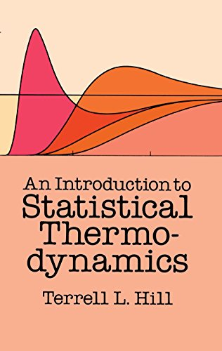 An Introduction To Statistical Thermodynamics Dover Books On Physics Ebook Hill Terrell L Amazon Ca Kindle Store