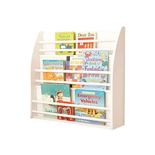 Revistero Estantería Colgante de Pared Simple jardín de Infancia for niños Libro...