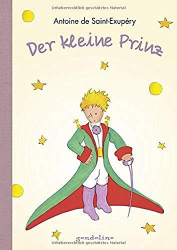 Der kleine Prinz: Vorlesebuch und Geschenkbuch. Für 5: Bilderbuchklassiker zum Vorlesen für Kinder ab 3 Jahren
