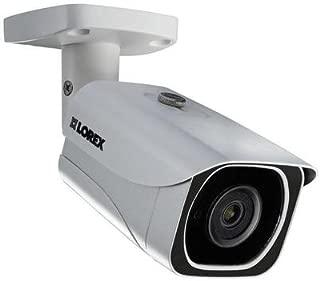 Lorex LNB8111BW, 4K Ultra HD Resolution 8MP Outdoor IP Camera, 130FT Night Vision