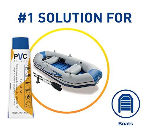 #1 Liquid Patch Waterproof Repair Kit For Inflatable & Underwater Gear