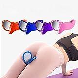 Keyzone - Attrezzo per allenamento del pavimento pelvico per donne, sollevamento Hip Trainer lilla