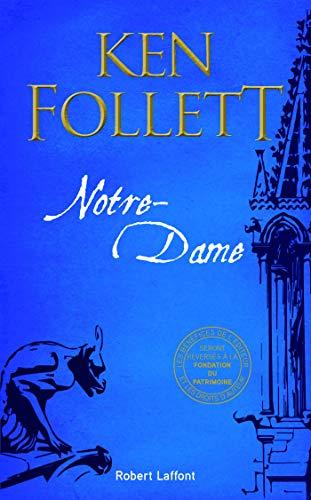 Notre-Dame (French Edition) eBook: FOLLETT, Ken, DEMANGE, Odile ...