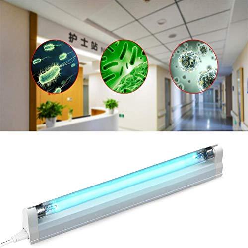 Macabolo, lampada UV a ozono, sterilizzazione, luce UV per disinfezione dei raggi ultravioletti, striscia purificatore d'aria, per ospedale, ufficio, scuola, Assorted Color, 6W